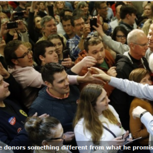 Ted Cruz Seeks Donations From Pro-Immigration Elites–What Is He Promising Them?