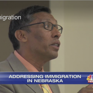 Immigration Policy Expert Speaks At UNK