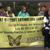 Immigration Advocates Hold Statewide Day Of Action
