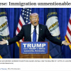 Neese: Immigration Unmentionables