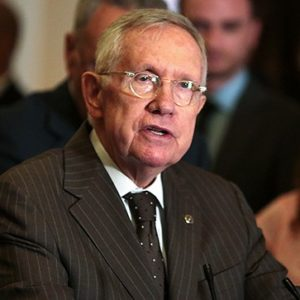 Reid: Trump Would Fail Immigration Test