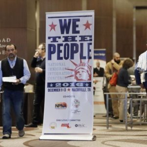 Immigrant Rights Convention Shifts Focus After Trump Win