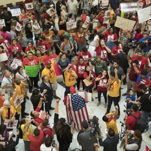 Lawyers Convention Leaves Texas Over State's New Immigration Law