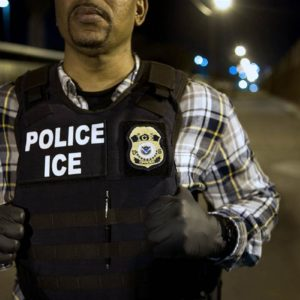 ICE Stands Down in Houston Area