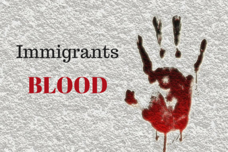 Immigrants Blood