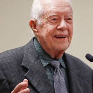 Ex-President Carter: Give Trump Credit on Forcing Immigration Debate