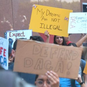 Trump Facing Tug-Of-War Over Daca And Immigration Fate Of Dreamers