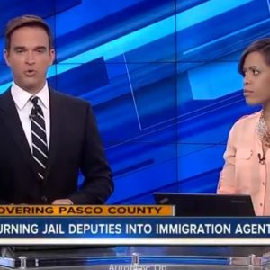 Pasco Sheriff Makes Agreement with ICE to Enforce Federal Immigration Laws