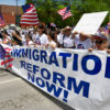 Salovey Lobbies for Immigration Reform