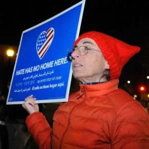 Immigration Rights Group Rallies Over Bridgeport PD Grant