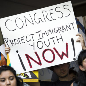 With Immigration Hot, Here's A Republican And Democrat Backing Dream Legislation