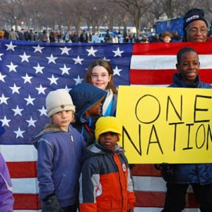 Haitians March Against Trump's Immigration Policies