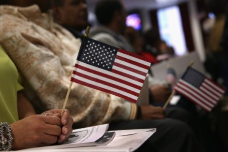 US Immigration Agency Updates Statement to No Longer Say 'Nation of Immigrants'