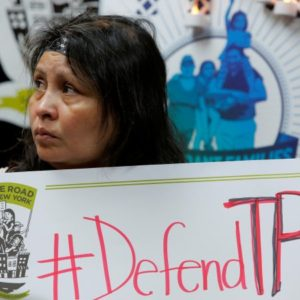 El Salvador Bishops in D.C. to Plead for Saving Immigration Protections