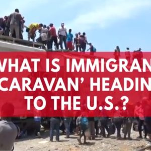 "Migrant Caravan Asylum Seekers Being ""Undocumented"" Turned Away At Border, Right Group Says"
