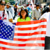 Protesters Rally in Tornillo Against Federal Immigration Policies