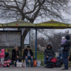 How a Texas Bus Terminal Became the Backdrop for Powerful Immigration Reporting