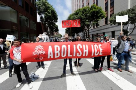 Immigration Activists Fighting to Abolish ICE Have a Bigger Vision