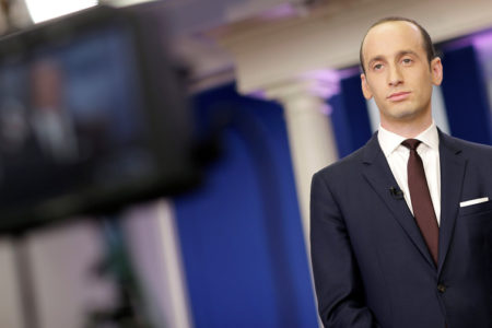 Trump Adviser and Immigration Hawk Stephen Miller Publicly Rebuked — by His Own Uncle