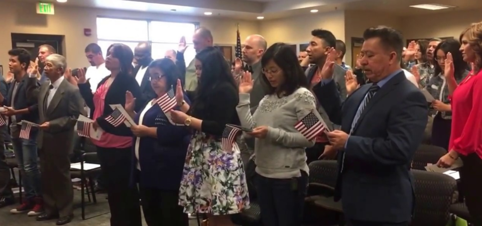 When Does an Immigrant Become an American?
