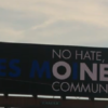 Billboard Brings Message of Unity During Immigration Debates