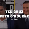 Watch O'Rourke And Cruz Virtually Debate Issues Like Immigration, Guns And Health Care