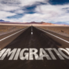 The Websites of Vulnerable Senate Democrats Are Silent on Immigration