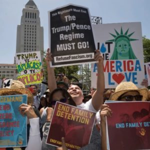 Democrats Plot Response to Trump on Immigration Amid Fears they Could go Too Far