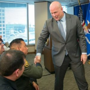 Acting Attorney General Speaks Out on Immigration in Austin
