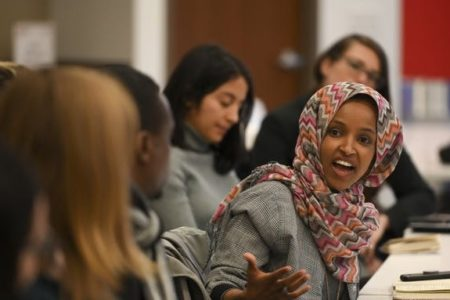 U.S. Rep. Ilhan Omar Uses Immigration Discussion to Focus on 'Deep Pain and Suffering'
