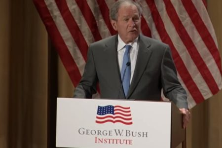 Bush: Immigration is a Blessing and a Strength