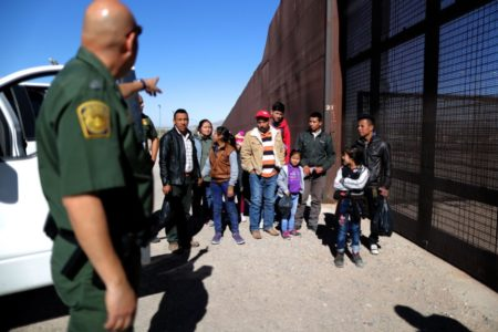 Record Immigration Surge at U.S.-Mexico Border to Accelerate, Government Projects