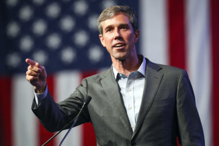 Beto O'Rourke's Immigration Plan Would go Even Further on Executive Power than Trump