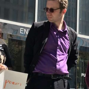 ICE arrested immigration activist for reading a critical poem in public, SF lawsuit says