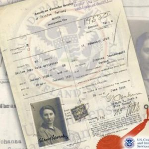 USCIS: Visa Files, July 1, 1924 – March 31, 1944