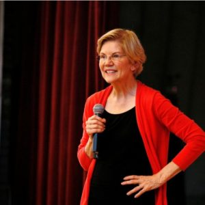 Warren's new U.S. immigration policy would end border crossing as a crime