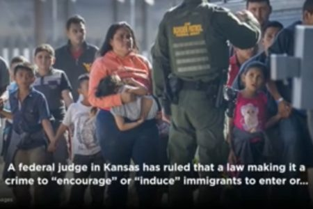 Federal Judge Rules that Immigration Law is Unconstitutional