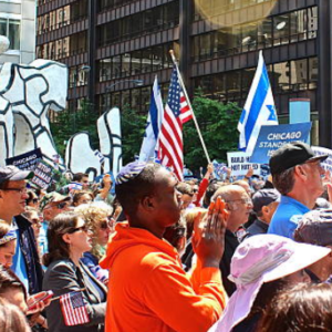Members of Utah's Jewish Community Rally Against Current Immigration Policies