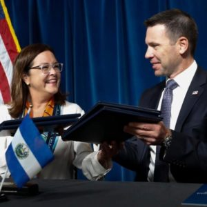 U.S. to Restore Aid to Central American Countries after Immigration Deals Signed