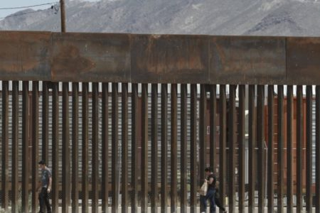 Immigration official says US-Mexico border crisis not over