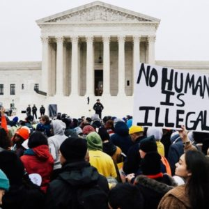 The Supreme Court May Criminalize Immigrant Advocacy