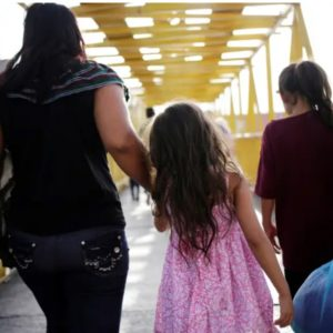An Immigrant Woman Was Allowed To Stay In The US — But Her Three Children Have A Deportation Order