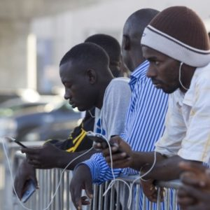 Record Number of African Migrants at U.S.-Mexico Border