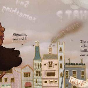 These authors don't like the immigration stories they're hearing from Washington. So they're writing their own