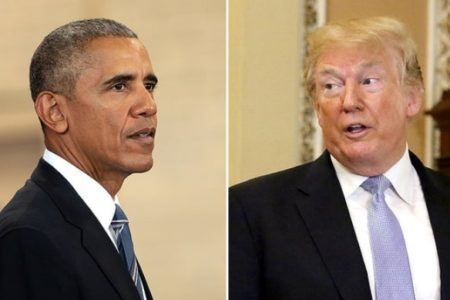 Trump Keeps Obama Immigration Program, and Democrats Blast Him