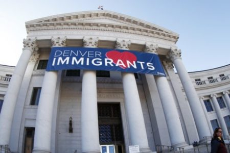 Immigration Politics Arrests Subpoenas Immigration agency subpoenas sanctuary city law enforcement