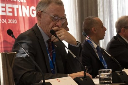 Mesa's Giles leads panel of US mayors grappling with immigration policy