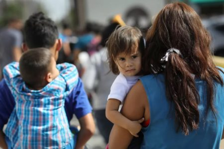 Trump says most asylum seekers don't show up for their court hearings. A new study shows 99% do.
