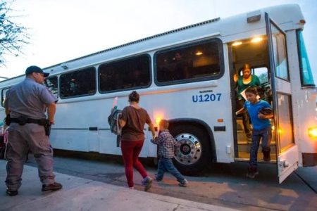 Greyhound to stop allowing Border Patrol on buses for immigration checks