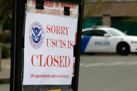 Federal immigration agency to furlough employees unless Congress provides funding